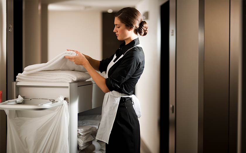 Housekeeping Equipment Miko Hotel Services Supplies