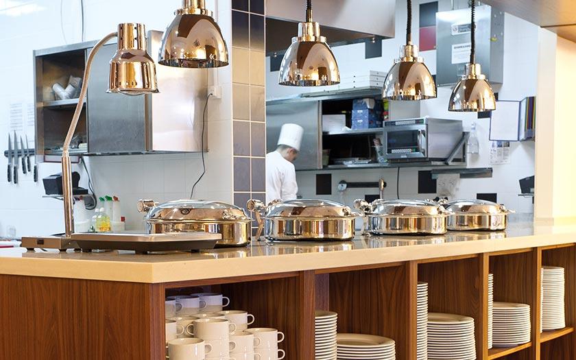 Professional kitchen equipment miko hotel services supplies for hotels and restaurants - Hotel kitchen design ...